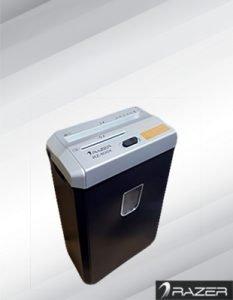 Trituradora de papel para oficina en casa