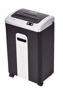 trituradora de papel en trozos