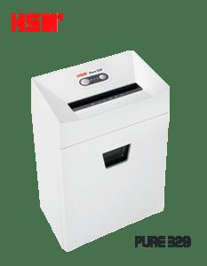 Trituradora de Papel HSM Pure 320 peru1